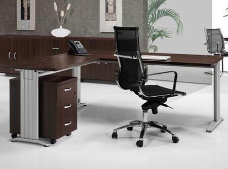 Mesa de despacho para tu oficina elegante y moderna for Oficinas elegantes y modernas