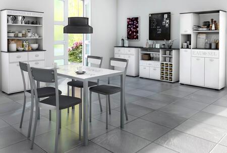 Muebles auxiliares de cocina en oferta durante navidad - Muebles auxiliares de cocina baratos ...